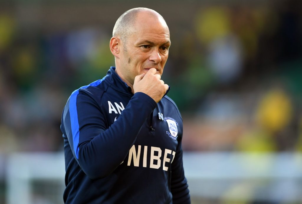 Preston boss Alex Neil has urged his side to pick up where they left off when the Championship resumes this weekend.