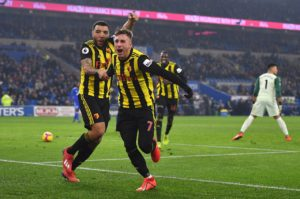 Watford forward Gerard Deulofeu has reportedly had his head turned after learning AC Milan remain interested in his services.