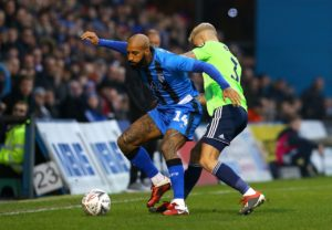 Charlton will have Josh Parker available again when they host Portsmouth on Saturday.