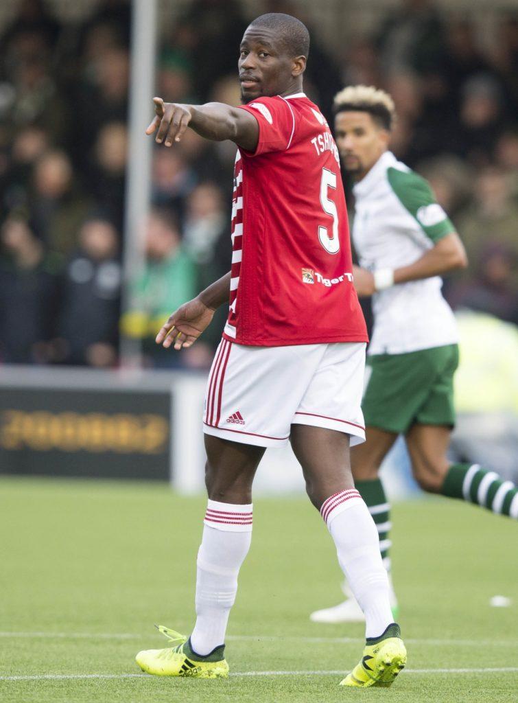 Hamilton midfielder Delphin Tshiembe admits their Ladbrokes Premiership relegation battle is the most intense he has experienced.