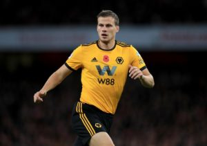 Centre-back Ryan Bennett is expected to return to Wolves' starting XI for Saturday's FA Cup clash at home to Manchester United.