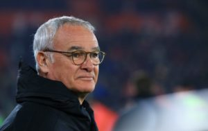 Roma coach Claudio Ranieri admits his side are 'going through a tough period' after they suffered a heavy home defeat to Serie A rivals Napoli.