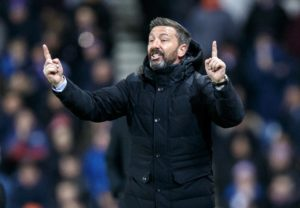 Derek McInnes hopes this week's international break will allow his bruised and battered squad to regroup.