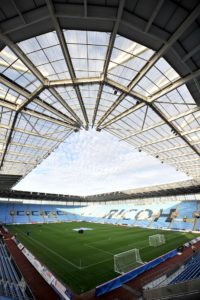 Coventry admit their stadium impasse raises 'significant doubt' over their future but they remain confident of securing a home for next season.