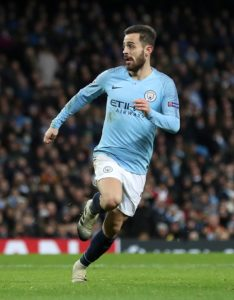 Bernardo Silva's bosses at the Etihad will soon open talks with the midfielder over a new six year-deal, according to sources