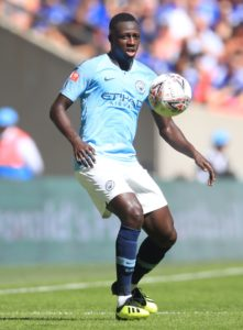 Manchester City manager Pep Guardiola has admitted the club may need to sign a new left-back in the summer.