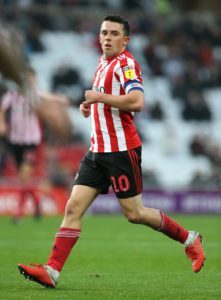 Sunderland have appealed against the red card which could keep captain George Honeyman out of the Checkatrade Trophy final.