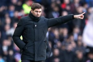 Steven Gerrard admits Rangers' William Hill Scottish Cup exit has left him feeling low - but insists he is still determined to take his team back to the top.