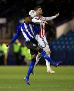 Promotion-chasing Sheffield United must again do without striker Gary Madine for the Sky Bet Championship match against Bristol City.