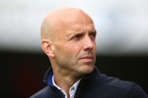 Paul Tisdale was happy with a point as he watched his promotion-chasing MK Dons come from behind to earn a 1-1 draw against Stevenage.