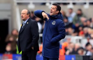 Everton boss Marco Silva could face a touchline ban after being charged with improper conduct by the Football Association.