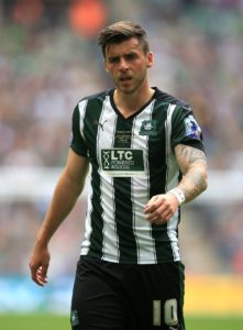 Plymouth playmaker Graham Carey netted an 89th-minute penalty winner as Argyle beat Shrewsbury Town 2-1 in Sky Bet League One.