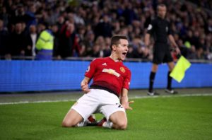 Arsenal are ready to offer Manchester United midfielder Ander Herrera the chance to stay in the Premier League if he leaves Old Trafford.