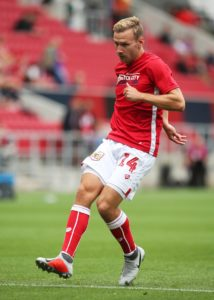Bristol City fought from behind twice to secure a thrilling 3-2 victory against Sheffield United at Bramall Lane thanks to an Andreas Weimann hat-trick.