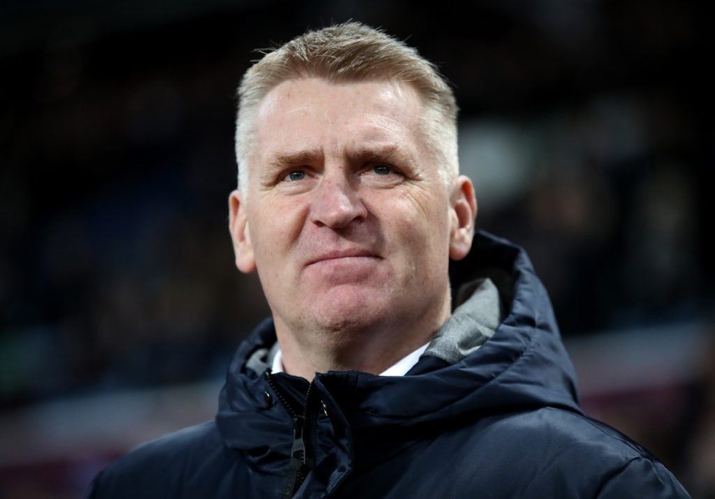 Dean Smith says play-off-chasing Aston Villa are approaching the run-in with renewed confidence after their recent improvement in form.