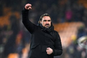 Norwich boss Daniel Farke insists it would be 'extraordinary' and 'sensational' to achieve promotion to the Premier League this season.