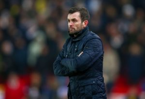 Stoke manager Nathan Jones felt his Potters side lacked a cutting edge as they were held to a 0-0 draw at home by struggling Reading at the bet365 Stadium.