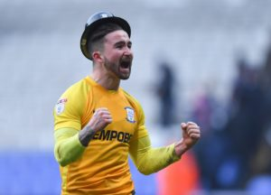 Sean Maguire scored a dramatic injury-time winner as Preston boosted their play-off hopes with a 1-0 win over Birmingham.
