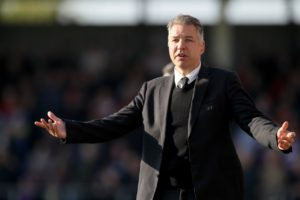 Darren Ferguson has his eyes firmly set on taking Peterborough back into the Sky Bet Championship after agreeing a three-year deal to stay on as manager.