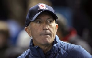 Tony Pulis felt his Middlesbrough side paid the price for not taking their chances during the 1-0 defeat against leaders Norwich.