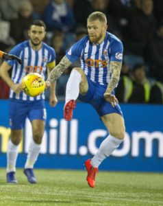 Kilmarnock midfielder Alan Power has signed a three-year contract extension.