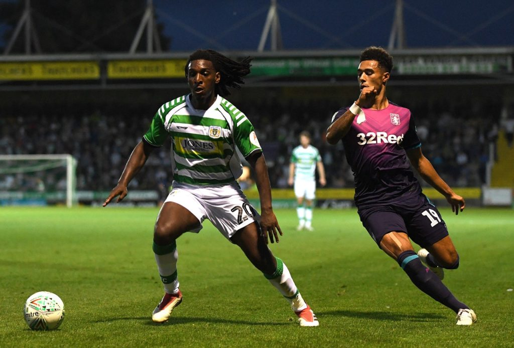 Yeovil must do without suspended midfielder Sessi D'Almeida for their match against fellow Sky Bet League Two relegation battlers Macclesfield.