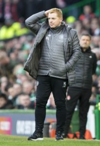 Neil Lennon is looking for more Celtic dynamism against Dundee at Dens Park on Sunday.