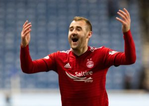 Niall McGinn insists Aberdeen have smashed the Ibrox fear factor after pulling off another win over Rangers in Glasgow.