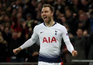 Tottenham are resigned to losing Danish star Christian Eriksen in the summer, according to reports.