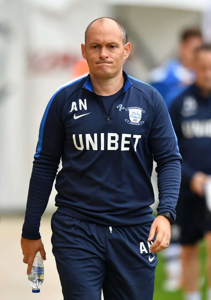 Preston boss Alex Neil accepted his side's performance in their 1-0 win at Blackburn was not 'vintage' but said getting three points was the priority.