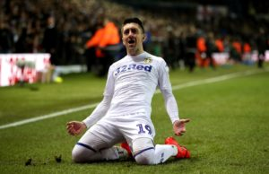 Leeds moved back into the automatic promotion places in dramatic fashion with a thrilling 3-2 win over relegation-threatened Millwall.