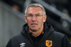 Nigel Adkins hailed Hull's resilience after they reached 50 points for the season just a week after a heavy defeat at Brentford.