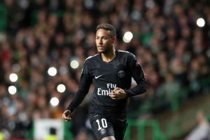 Neymar has hinted at a possible future move to Real Madrid but made it clear he is currently happy with Paris Saint-Germain.