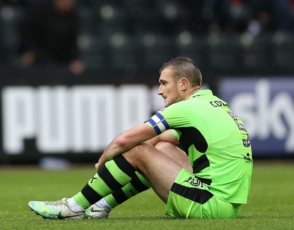 Forest Green boss Mark Cooper only has one injury concern ahead of Saturday's Sky Bet League Two showdown with Carlisle.