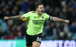 Sheffield United boss Chris Wilder is expected to choose from an unchanged squad for the home game against Brentford.