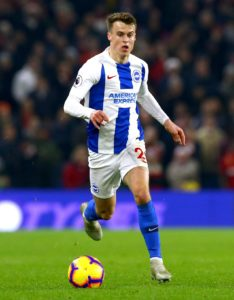 Solly March was one of the heroes for Brighton in the FA Cup quarter-finals at the weekend and he feels his side can now go all the way.