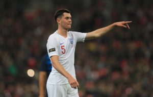 Everton defender Michael Keane is the latest person to speak out in support of Declan Rice, who swapped the Republic of Ireland for England.