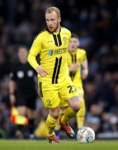 First-half goals from Liam Boyce and Jamie Allen set Burton on their way to a comfortable 3-0 victory over Blackpool at the Pirelli Stadium.