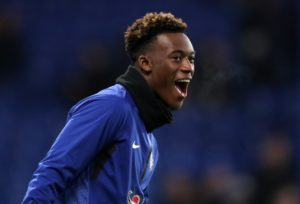 Callum Hudson-Odoi was 'shocked' when told he had won his first England call-up - but is determined to 'make an impact' with the national team.