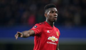 Paul Pogba has described Real Madrid as a dream club, but insists he is happy playing for Manchester United.
