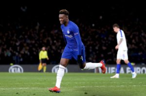 Callum Hudson-Odoi insists he is not 'impatient' but he does have a desire to play regularly for both Chelsea and England.