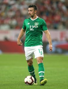 Enda Stevens is putting his dreams of Premier League football to one side as he targets a key role in the Republic of Ireland's Euro 2020 qualifying campaign.