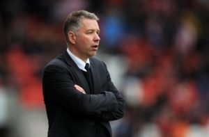 Darren Ferguson admitted Peterborough are showing relegation form as their promotion hopes suffered another blow with a 2-1 loss at home to Coventry.