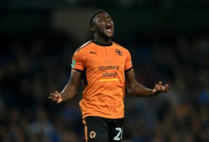 Coventry will be without suspended striker Bright Enobakhare for their Sky Bet League Two clash at home to Fleetwood on Tuesday.