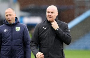 Burnley boss Sean Dyche insists his side cannot afford to feel sorry for themselves ahead of a huge final seven games.