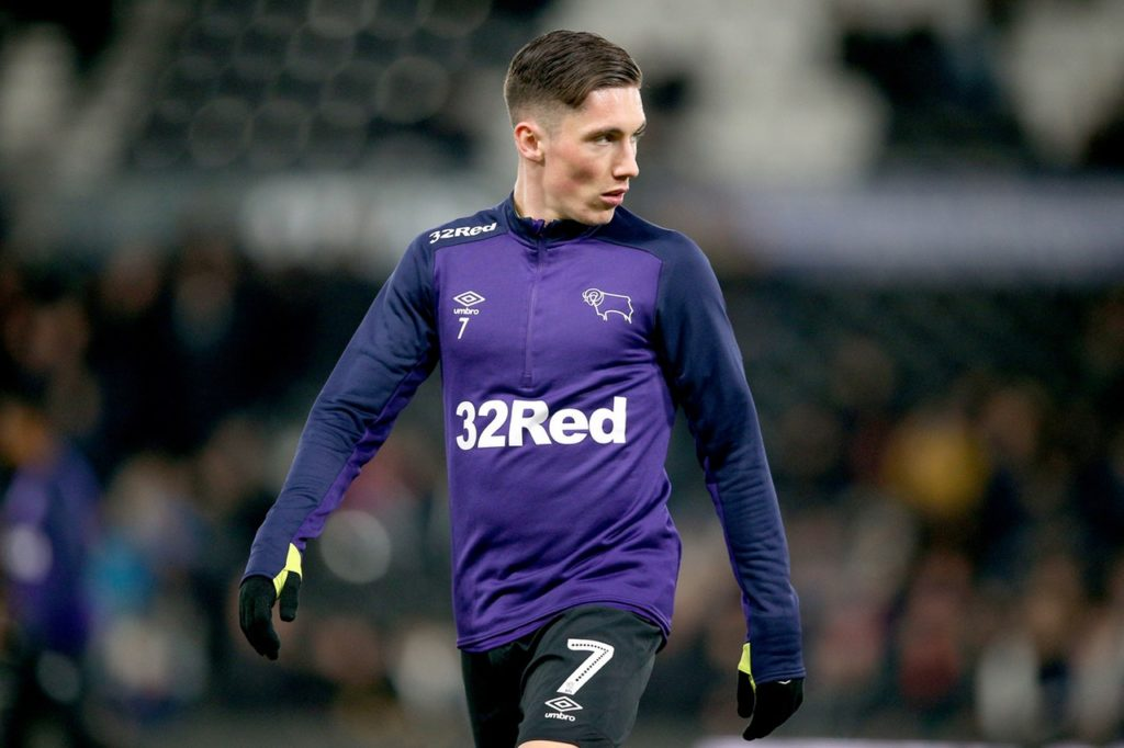 Leicester City were reported to the frontrunners to sign on-loan Rams ace Harry Wilson for next season before Brendan Rodgers took over.