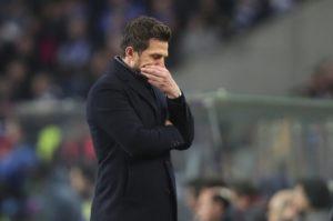 Roma head coach Eusebio Di Francesco has left the club with immediate effect.