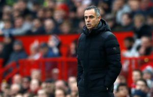 Reading manager Jose Gomes praised his side's battling qualities after they twice came from behind to win 3-2 against fellow Championship strugglers Wigan.