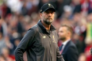Jurgen Klopp insisted title-chasing Liverpool were not losing their nerve after being held to a frustrating goalless draw by Everton.
