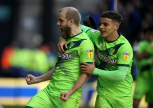 Norwich fired themselves back to the top of the Sky Bet Championship table by seeing off strugglers Millwall 3-1.